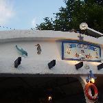 Akrogiali - one of my favourite tavernas in Potos