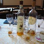 Digestivi inclusi; dessert liqueurs included