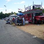 NHMS Camping- This is the Monster Bus, Great People