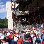 NHMS- Crowd after leaving the race