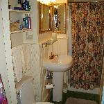 White Birch Bathroom
