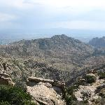 Mt. Lemmon view