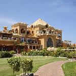 Hotel vue golf