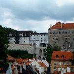 part of castle