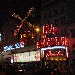il moulin rouge...