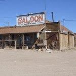 Santa Fe Saloon, Goldfield, NV