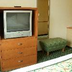 Bedroom T.V.