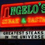 Foto de Angelo's Steak and Pasta