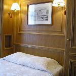 Room 44 Bed
