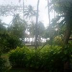 The view from our veranda