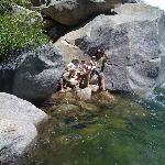Tokopah falls....what a great hike!