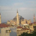 View on St. Sofia