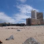Hotel vom Meer