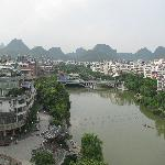 View of Peach Blossom River From Room