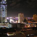 Night from balcony