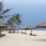 Victoria Hoi An -- Private Beach