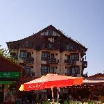 Front Of Hotel and Bar