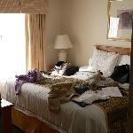Bedroom at Residence Inn