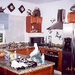 Kitchen in A106