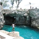 Rick's Cafe in Negril...a day trip