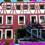 Das schöne Hotel am Ellinger Tor