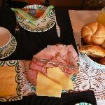 Home make breakfast by Lidy