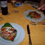 Kulinarische Köstlichkeiten im  Ristorante des Hotels