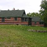 Another view of the cabins.
