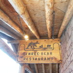 Фотография Three Bear Restaurant