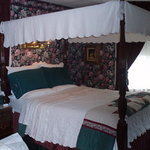 Rose Room Canopy bed