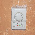 AC control (deluxe bungalow)