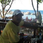 Seaview restaurant.
