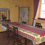 Vila Paolotti Dining Room