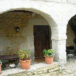 Front Door of Casa del Organista