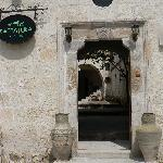Entrance to Katpatuka Cave Hotel