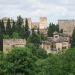 Another view of the Alhambra