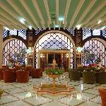 Kantas reception area