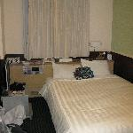 Bedroom with a Double Bed - Washington Chiba Hotel
