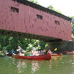 Covered Bridge.