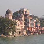 Upstream through to Rishikesh