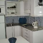 Kitchen has been modernised since our last visit
