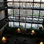 hotel lobby/atrium