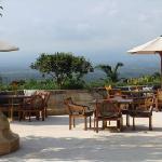 Terrace overlooking Kedu Plain