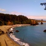 Great Picture of College Cove Trinidad, CA Humboldt County