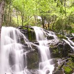 Yucca Creek Waterfalls -June 2005