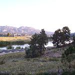 Lake Estes from master deck