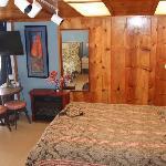 Pele suite from inside