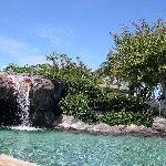 Refreshing (cool) Pool in the center of  the Islands at Mauna Lani