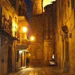 Monreale at night