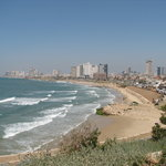 View of Tel-Aviv from Old Jaffa